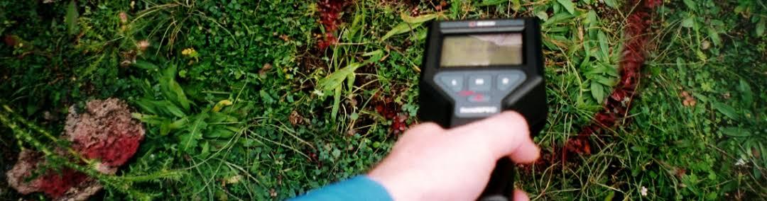 Environmental measurements and removal of radioactive contamination